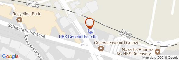 Banque UBS AG Lysbüchel Banque: compte bancaire, épargne