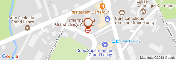 horaires Pharmacie Grand-Lancy